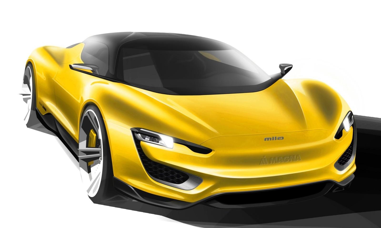 2015 Magna Steyr MILA Plus 4