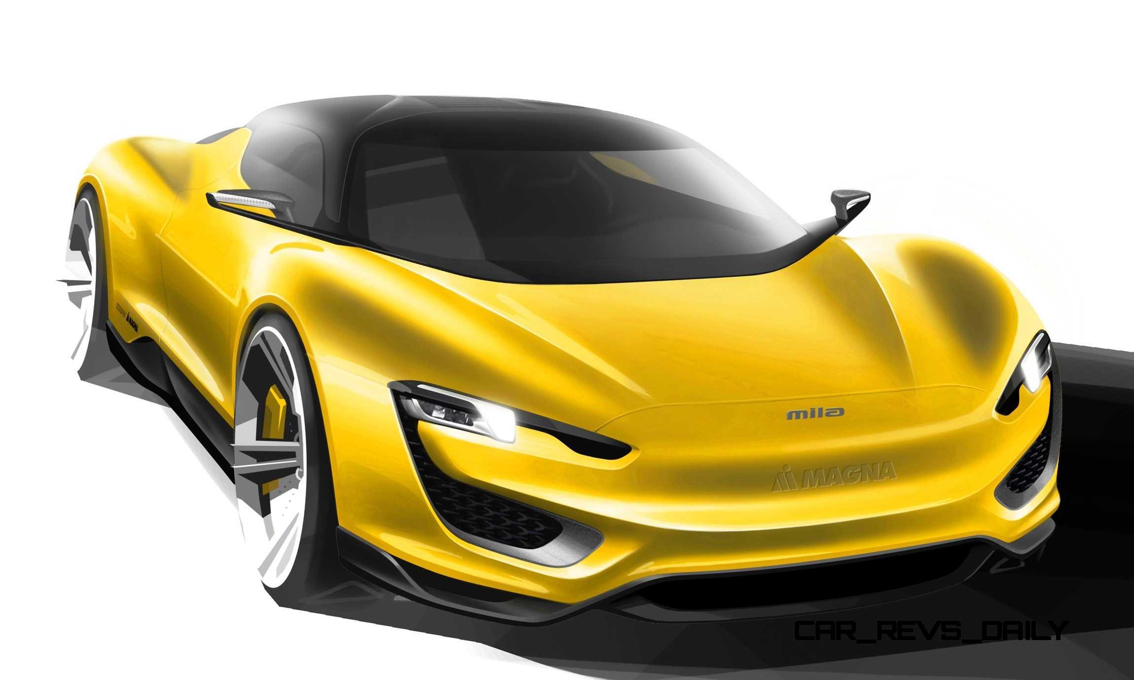2015 Magna Steyr Mila Plus