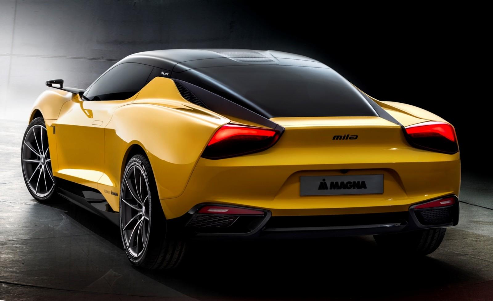 2015 Magna Steyr MILA Plus 8