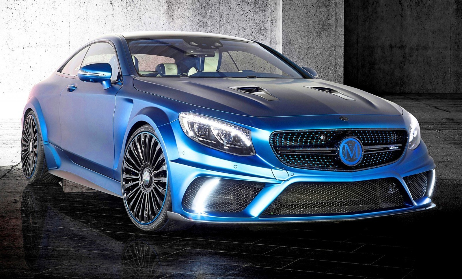 2015 Mansory S63 Coupe 6