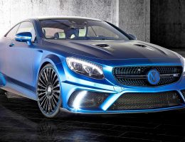 2015 MANSORY S63 Coupe Is Garish At First, But Actually Fantastic Widebody