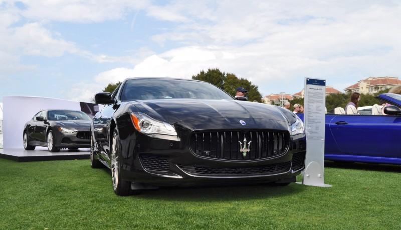 2015 Maserati Quattroporte GTS 1