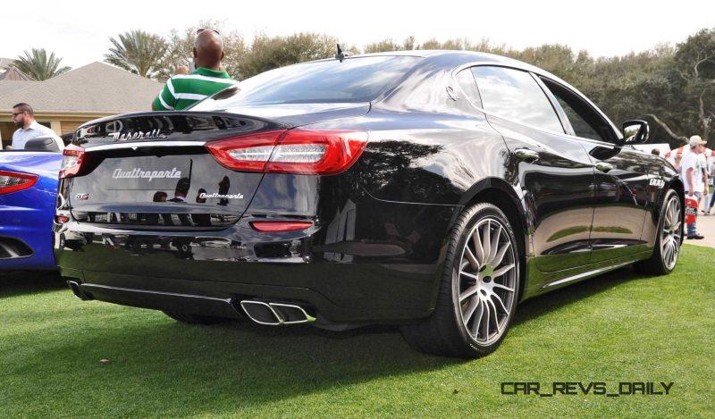 2015 Maserati Quattroporte GTS 13