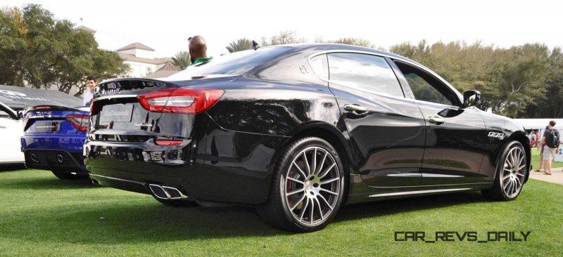 2015 Maserati Quattroporte GTS 15