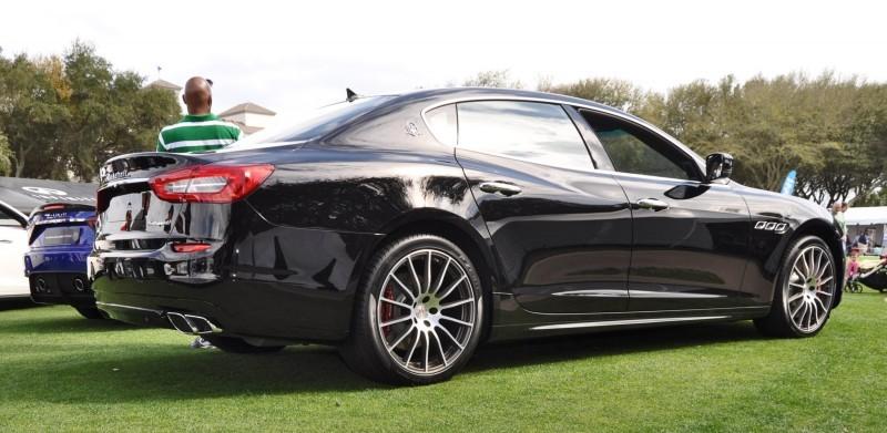 2015 Maserati Quattroporte GTS 16