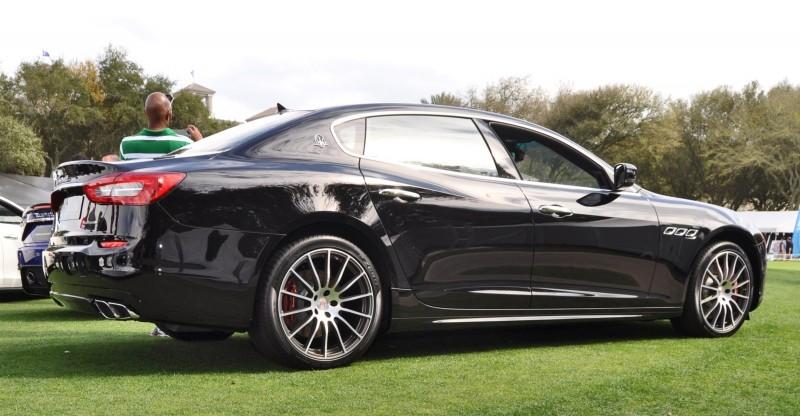 2015 Maserati Quattroporte GTS 17