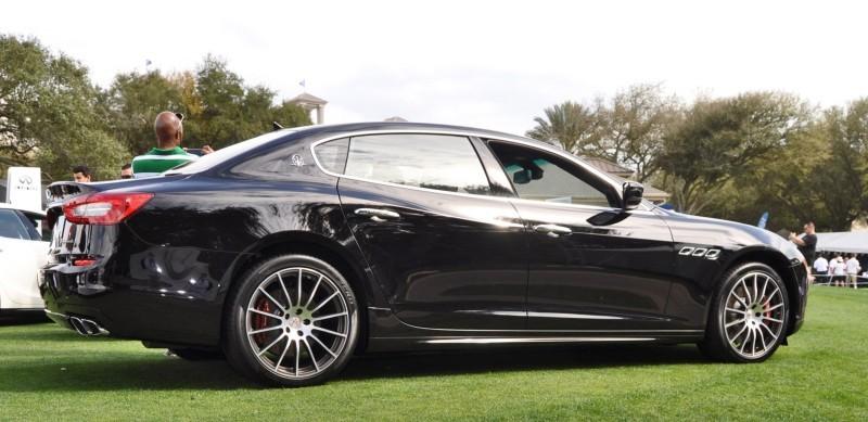 2015 Maserati Quattroporte GTS 18