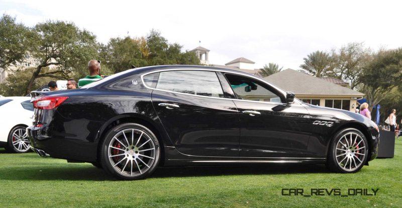 2015 Maserati Quattroporte GTS 19
