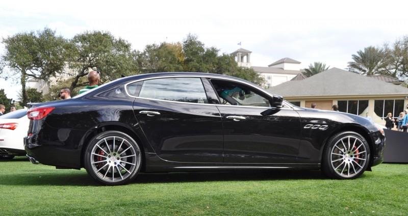 2015 Maserati Quattroporte GTS 20