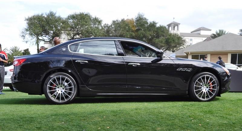 2015 Maserati Quattroporte GTS 21