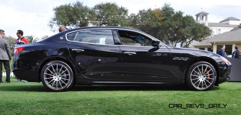 2015 Maserati Quattroporte GTS 22