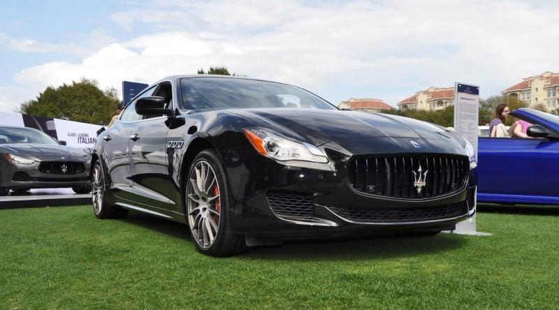 2015 Maserati Quattroporte GTS 23