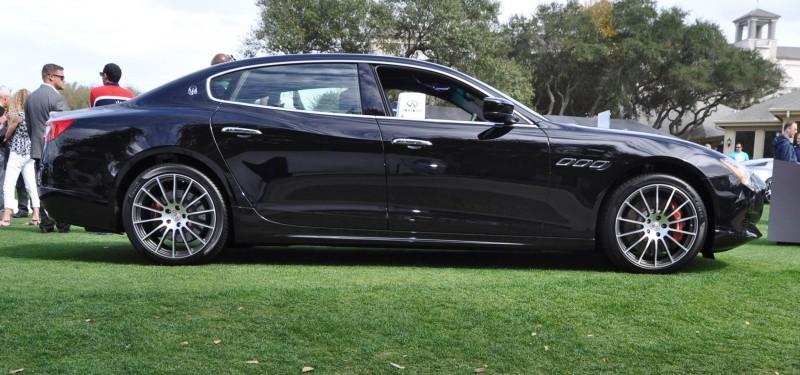 2015 Maserati Quattroporte GTS 24