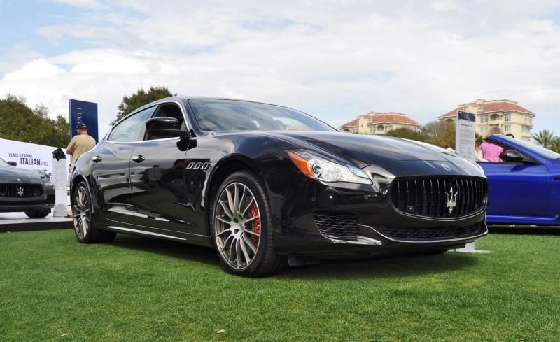 2015 Maserati Quattroporte GTS 25