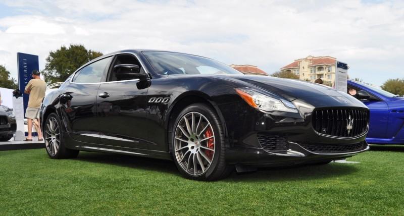 2015 Maserati Quattroporte GTS 26