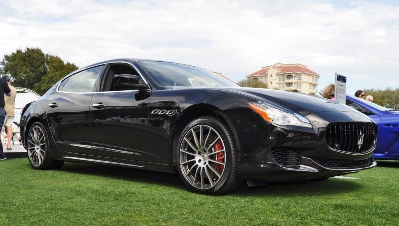 2015 Maserati Quattroporte GTS 27