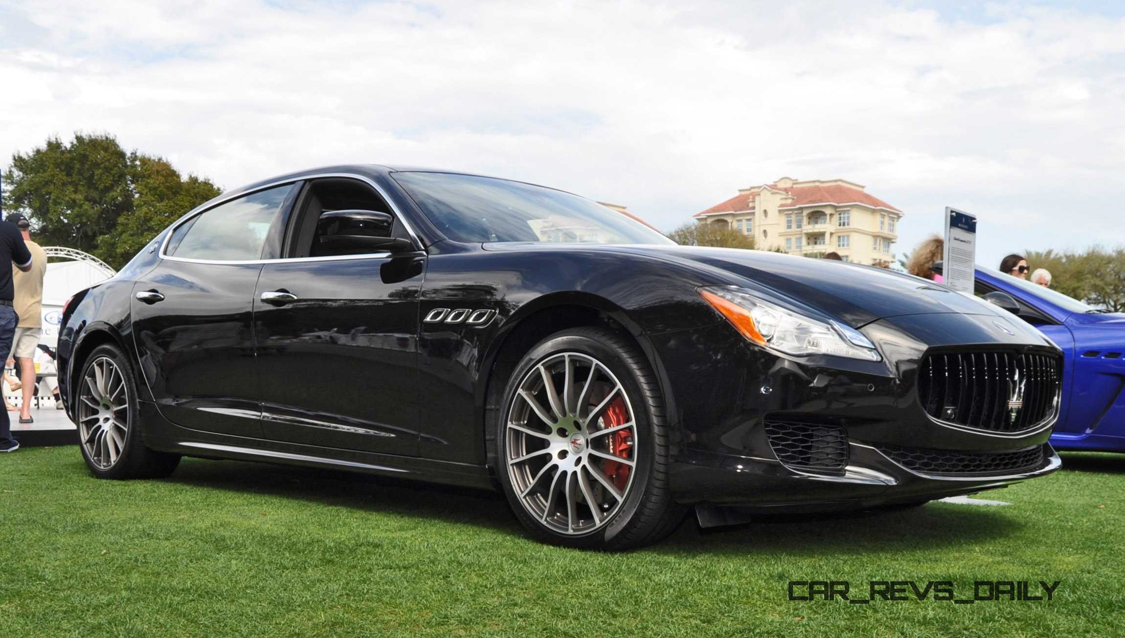 Build Your Own Audi >> 2015 Maserati Quattroporte GTS