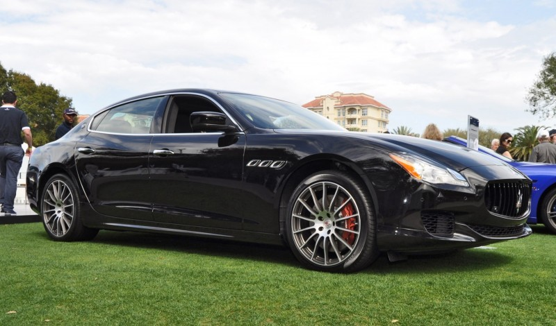 2015 Maserati Quattroporte GTS 28