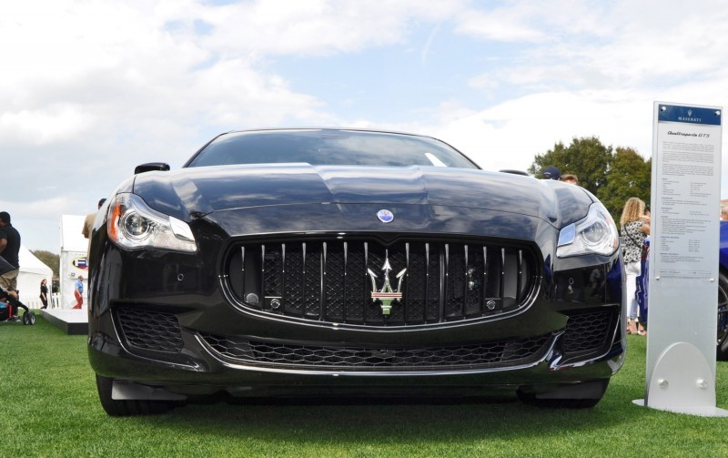 2015 Maserati Quattroporte GTS 29
