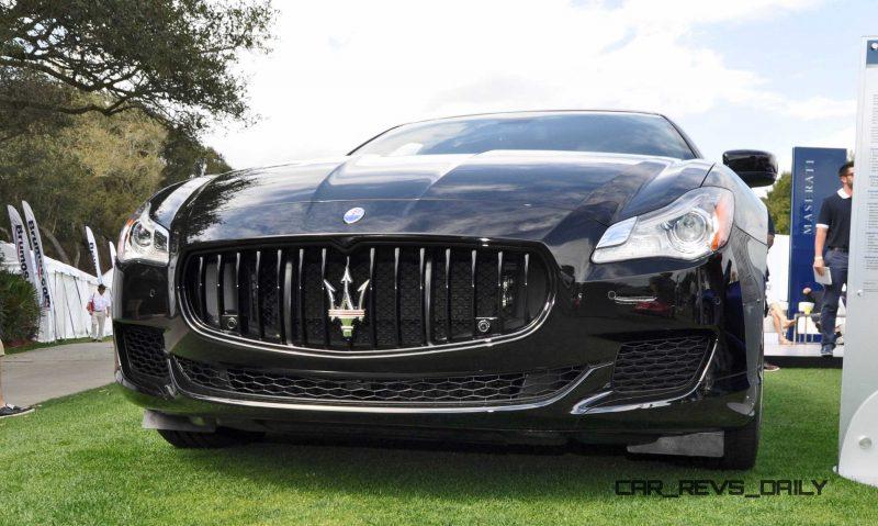 2015 Maserati Quattroporte GTS 3