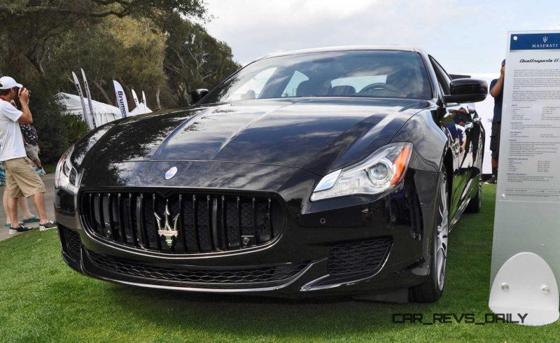 2015 Maserati Quattroporte GTS 5