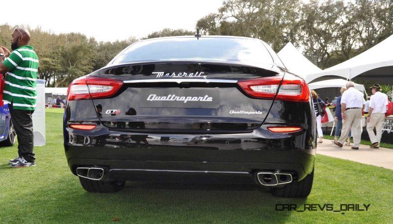 2015 Maserati Quattroporte GTS 8