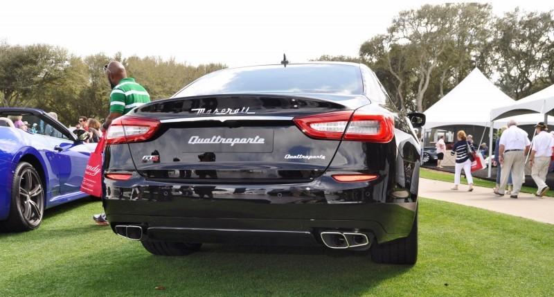 2015 Maserati Quattroporte GTS 9