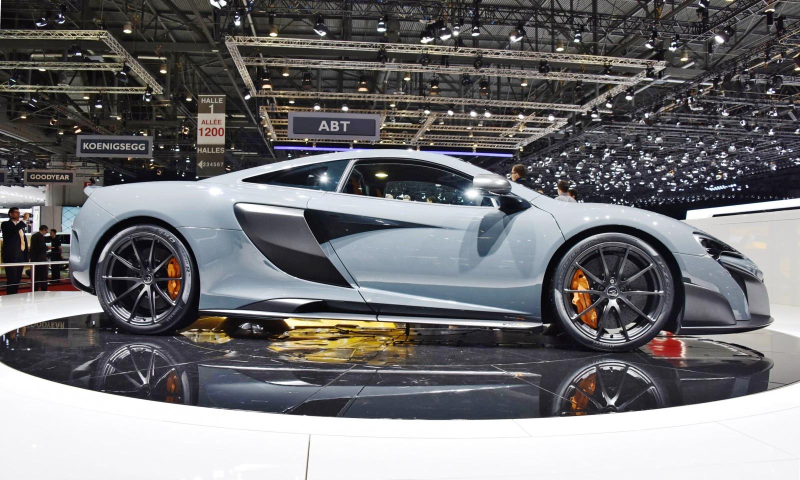 2015 McLaren 675LT 14