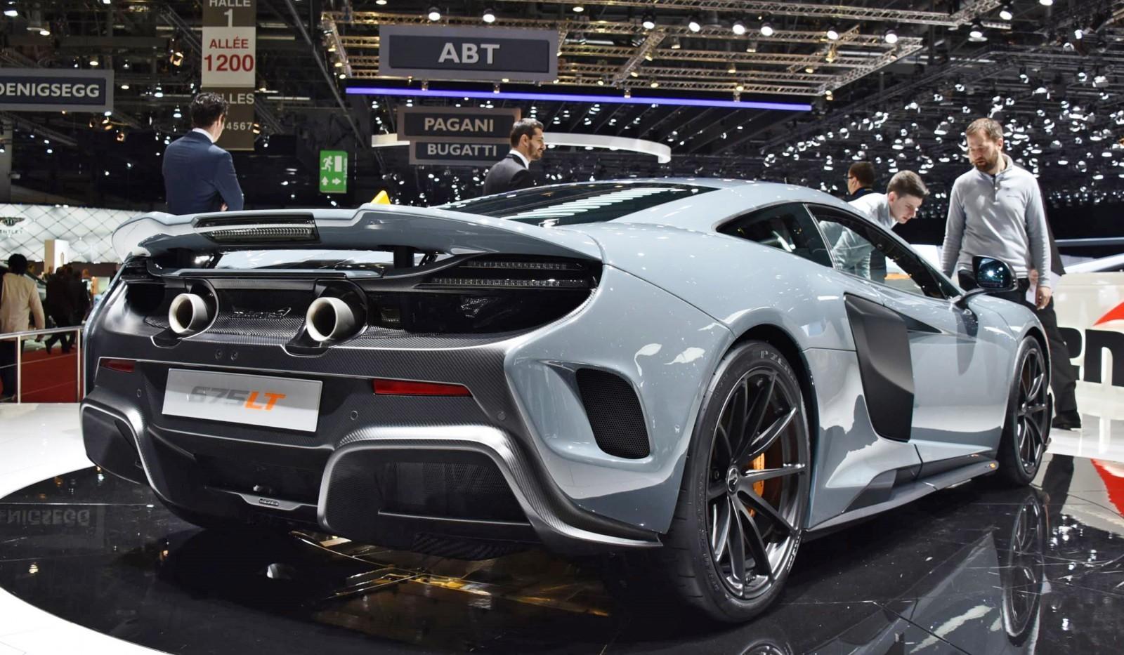 2015 McLaren 675LT 17