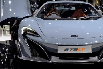 Updated With 55 New Photos! 2015 McLaren 675LT Confirmed For 500-Unit Production Run