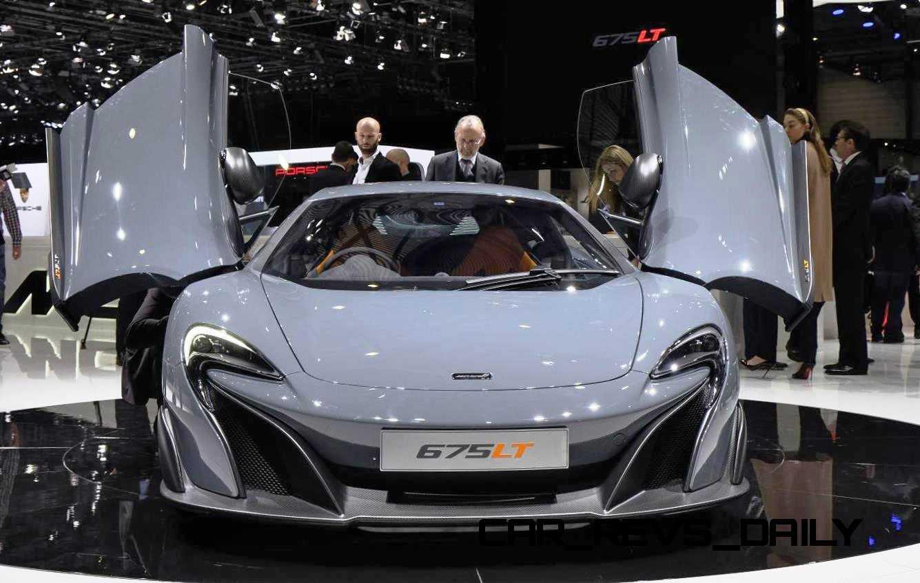 2015 McLaren 675LT 6