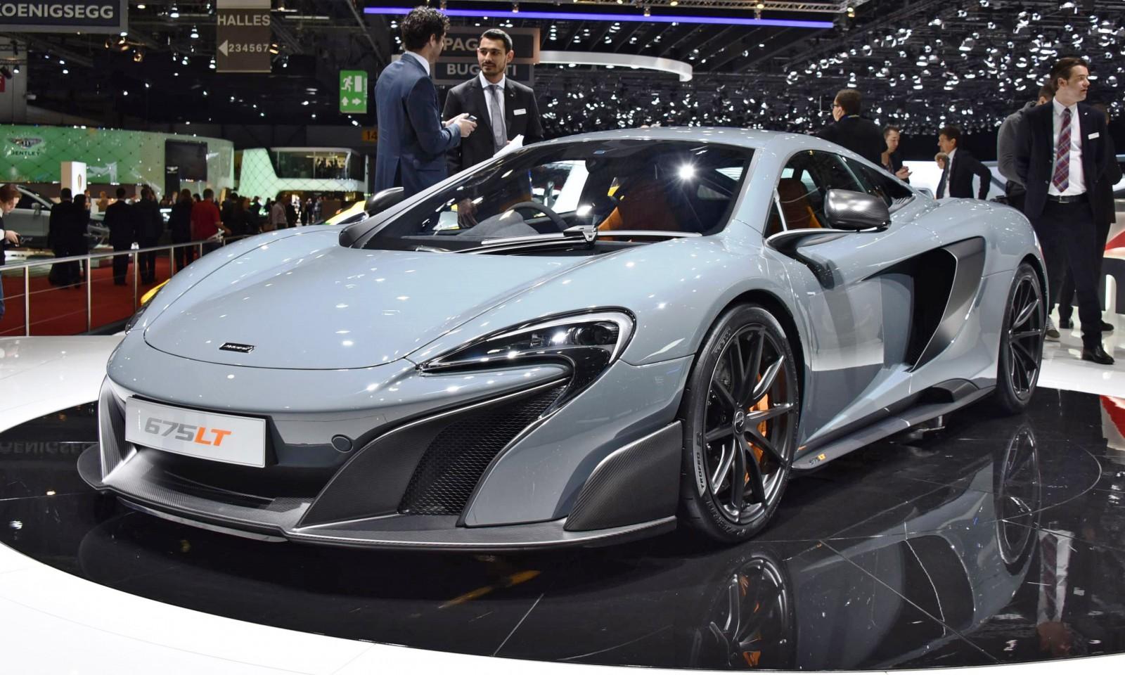 2015 McLaren 675LT 7