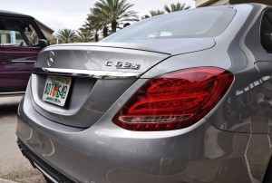 2015 Mercedes-AMG C63-S 14