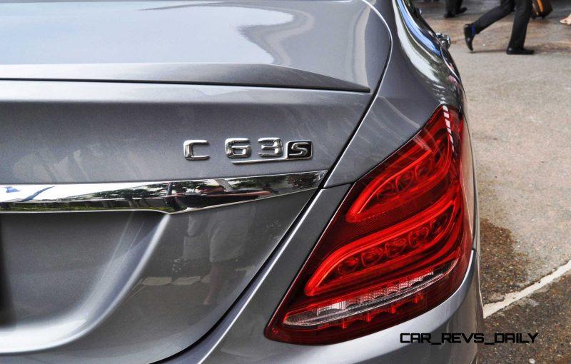 2015 Mercedes-AMG C63-S 15