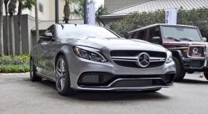 2015 Mercedes-AMG C63-S 22