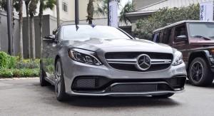 2015 Mercedes-AMG C63-S 23
