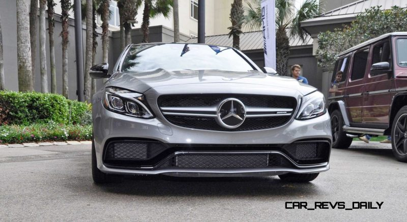 2015 Mercedes-AMG C63-S 25