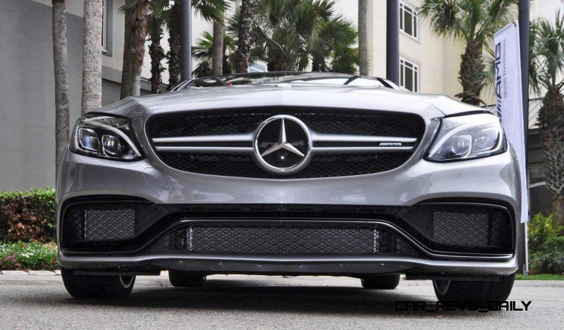 2015 Mercedes-AMG C63-S 27