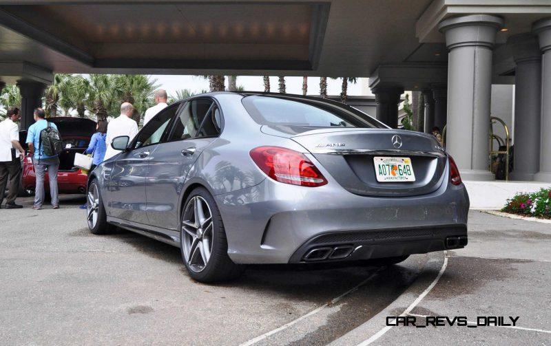 2015 Mercedes-AMG C63-S 4