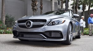 2015 Mercedes-AMG C63-S 47