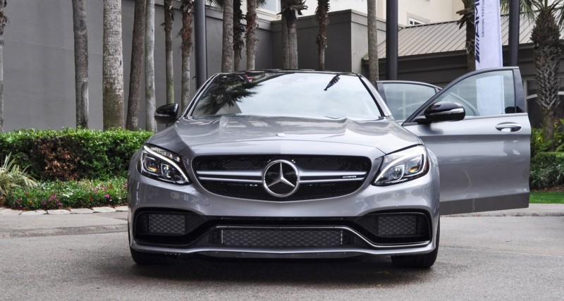2015 Mercedes-AMG C63-S 48