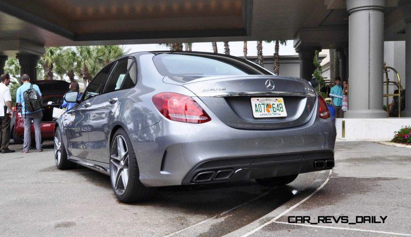 2015 Mercedes-AMG C63-S 5