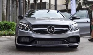 2015 Mercedes-AMG C63-S 50