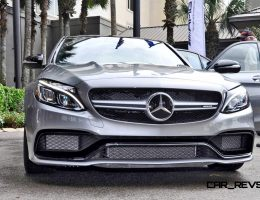 2015 Mercedes-AMG C63-S in 63 Real-Life Photos Inside and Out