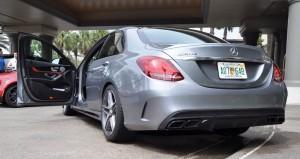 2015 Mercedes-AMG C63-S 63