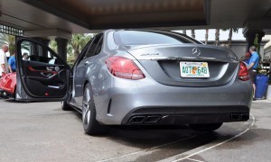2015 Mercedes-AMG C63-S 64