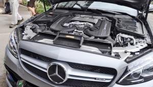 2015 Mercedes-AMG C63-S 67