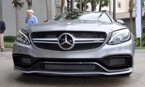 2015 Mercedes-AMG C63-S 70