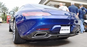 2015 Mercedes-AMG GT-S 16