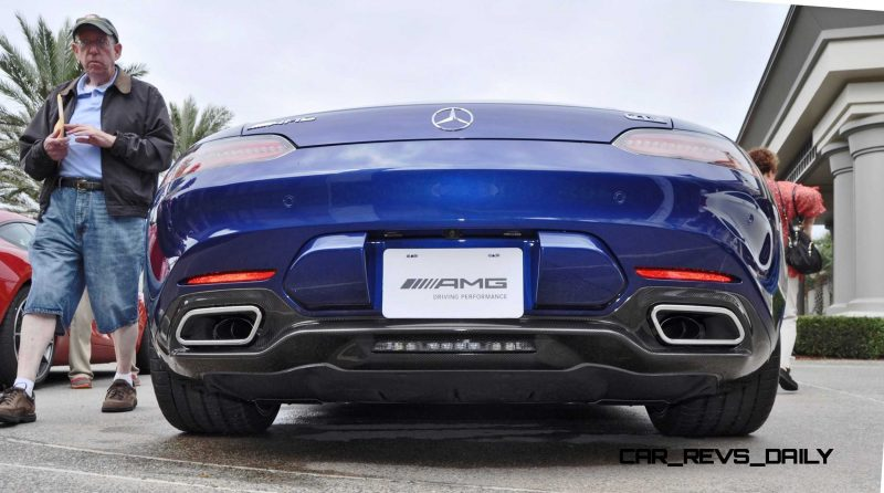 2015 Mercedes-AMG GT-S 18